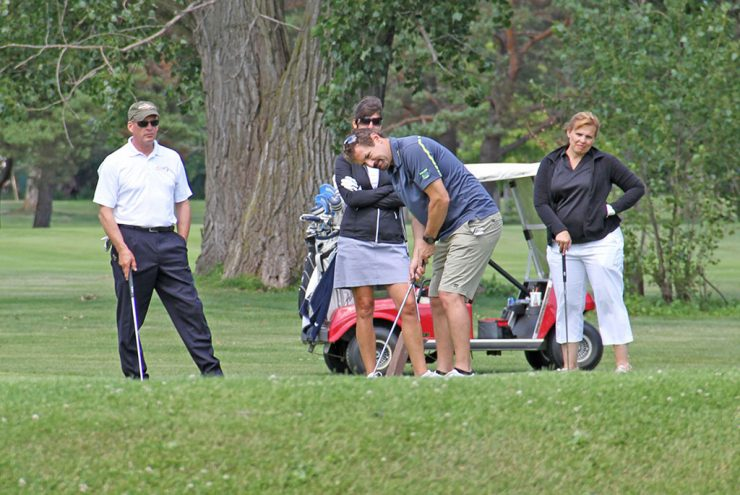 Bay College golf outing supports students financially for 24 years