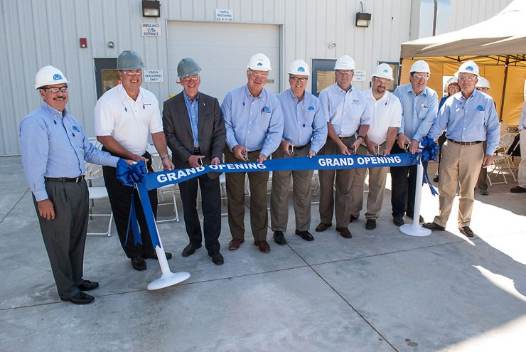 Omya, NewPage kick off PCC plant operation in Escanaba