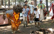 Interpretive programs featured at Hiawatha National Forest campgrounds