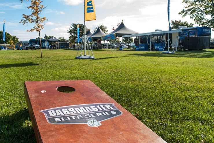 Bassmaster Angler of the Year Championship gets underway in Escanaba