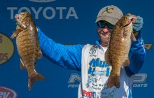 Bassmaster angler says Bays de Noc fishery is best he's seen