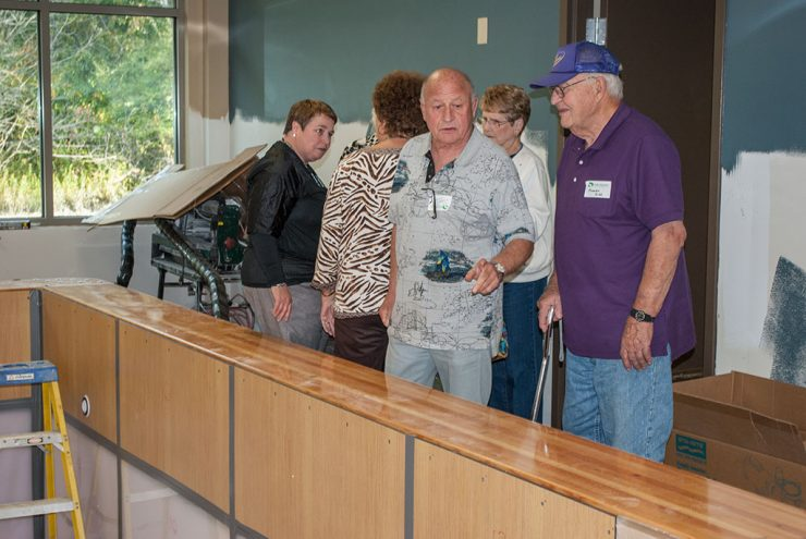 OSF St. Francis Hospital holds open house at its new physical rehabilitation center