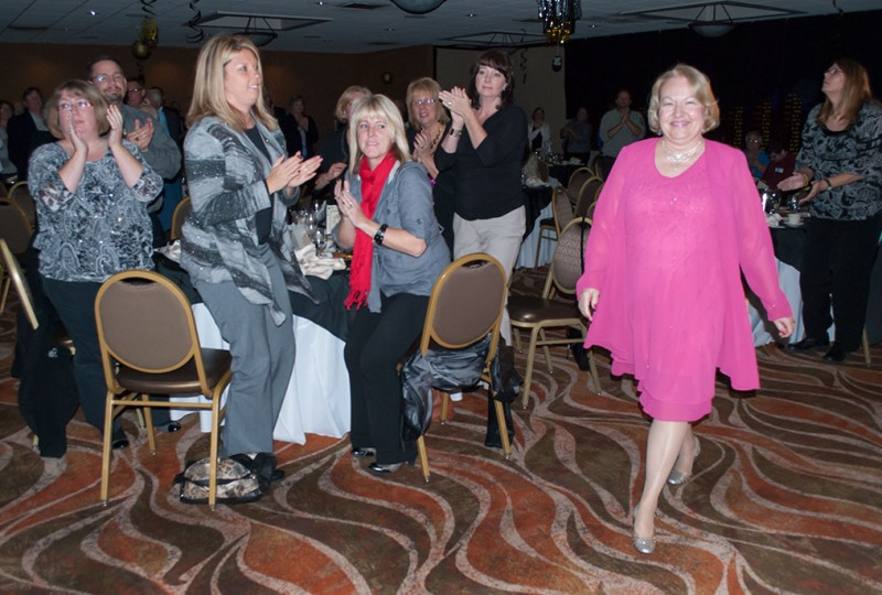 Delta Chamber recognizes area businesses, individuals at Annual Dinner