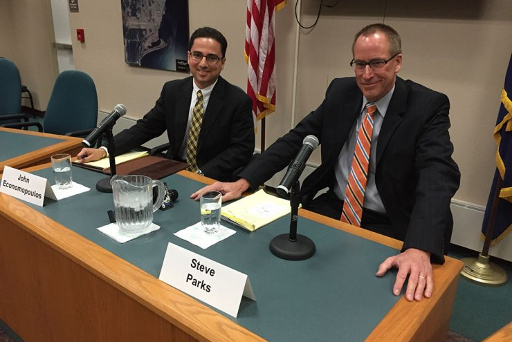 A possible drug court is major topic in Delta County District Judge race