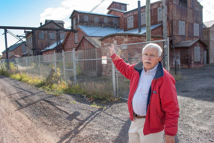 Quincy Smelter tour provides glimpse into U.P. mining history