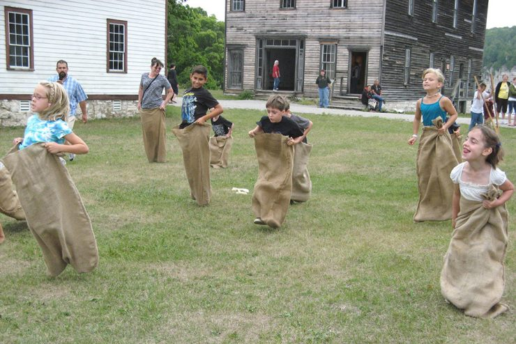 Heritage Day at Fayette State Park features archaeology presentation