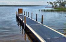 DNR reopens Bergland Dock boating access site