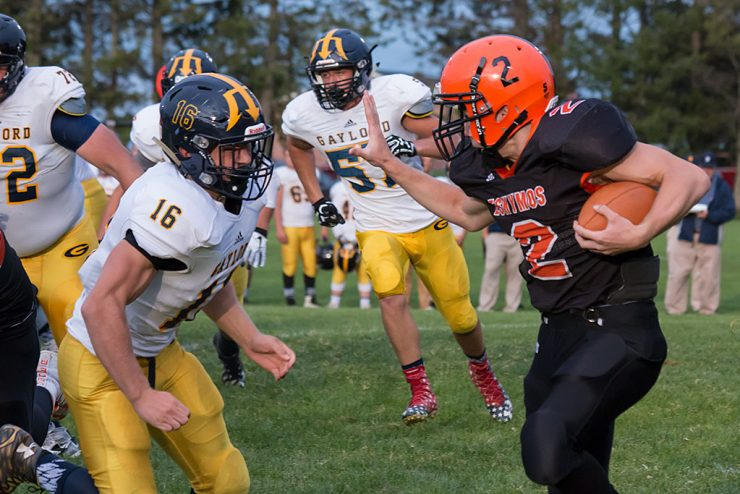 Eskymos win third straight in home game against Gaylord