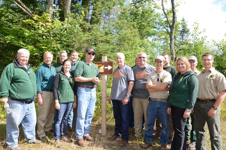 DNR to dedicate Grouse Enhanced Management site in Marquette County