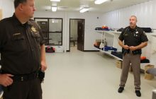 Tour of Delta County Jail exposes deficiencies of aging facility