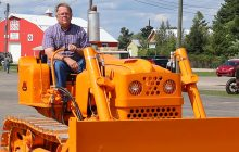 Restoring tractors is family affair at U.P. Steam & Gas Engine show