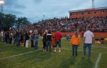 Escanaba Eskymos add seven to Wall of Fame at halftime program