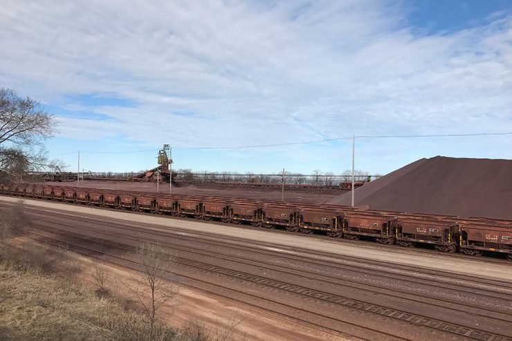 CN to close Escanaba ore dock before the end of April