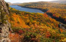 Artists sought for residence program at Porcupine Mountains State Park