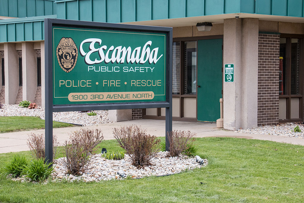The Angel Program allows drug addicts to walk into Escanaba Public Safety