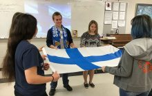 Celebrating Finland's 100th anniversary in the Upper Peninsula