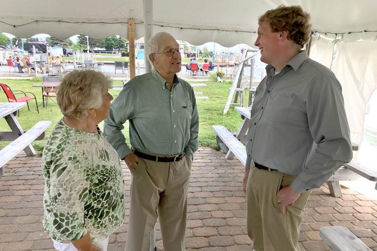 McBroom overcomes tragedy to continue run for State Senate