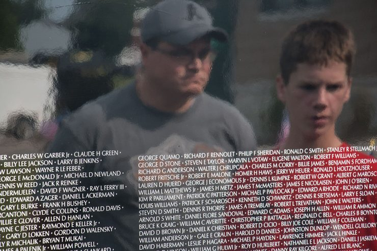 Vietnam Memorial Moving Wall programs to be held in Manistique