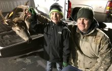 Successful hunters share hunting stories at annual Deer Poll
