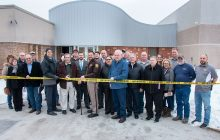 Ribbon cutting, tours held at new Delta County Jail