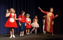 Players de Noc opens musical 'Gypsy' at Bonifas Theater