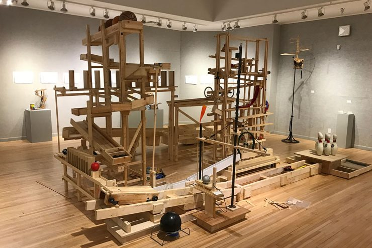 'Of Both Minds' exhibit at Bonifas is mind-blowing